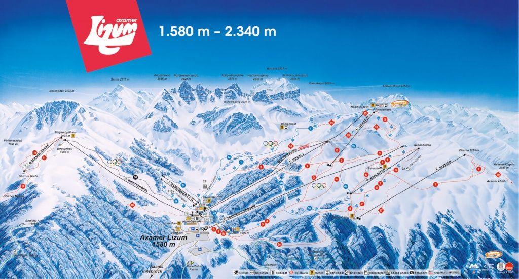 Axamer Lizum Skiurlaub Osterreich Urlaub Und Skigebiete Osterreich