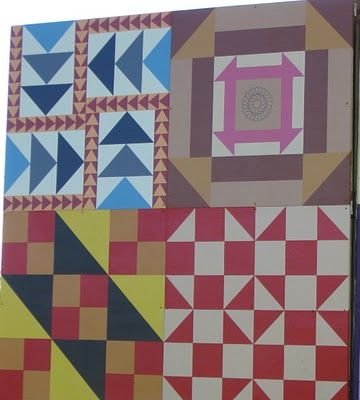 Folklore of quilts and the Underground Railroad codes associated with them.