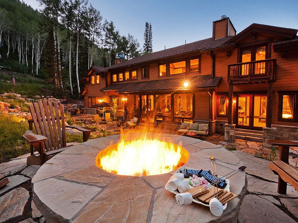 Nice Available For Spring Break: Colony Mountain Estate, Park City, UT