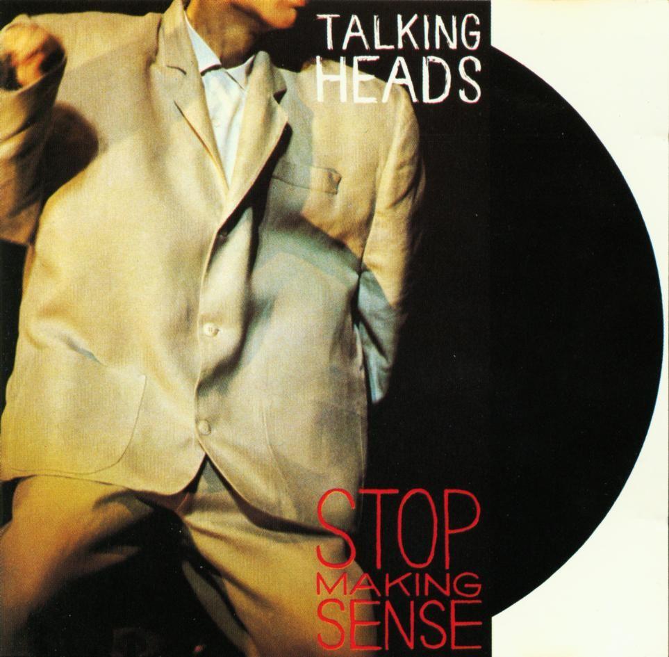 Talking Heads Stop Making Sense 1984 With Images Talking