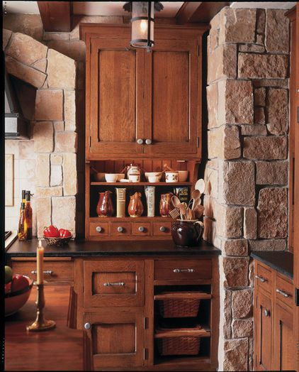 Natural Knotty Pine Kitchen Cabinets: Cook Up A Fresh Take On Old-world Style In Your Kitchen
