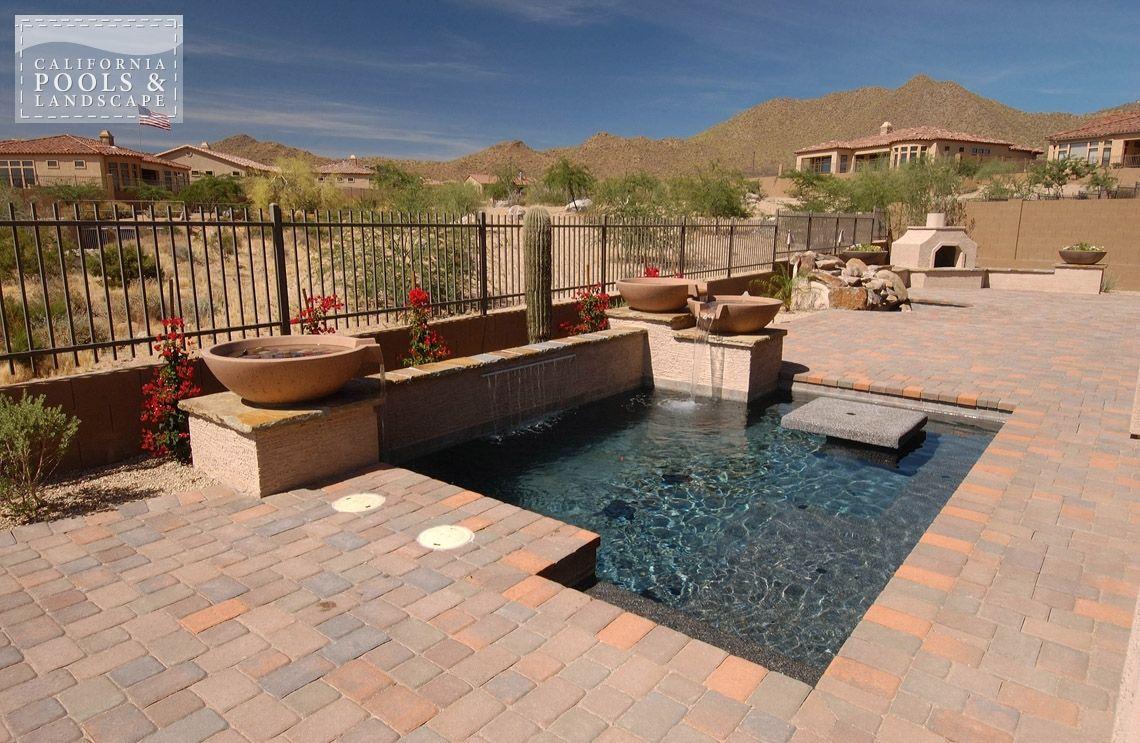 High Quality Arizona In Ground Swimming Pool Builders   U003ciu003eCocktail Pool, Pool,