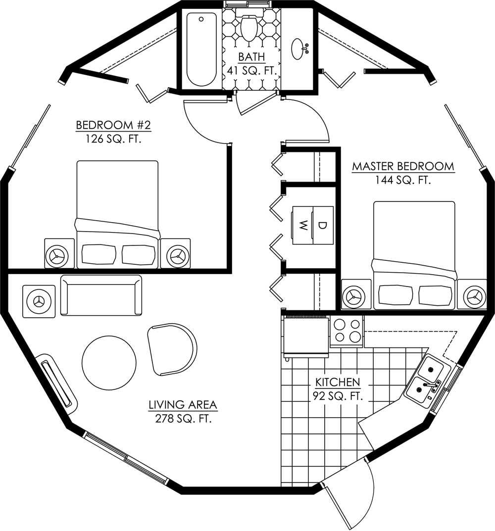 Pin By Kathie Nalepa On Downsizing Round House Plans Round House Tiny House Design