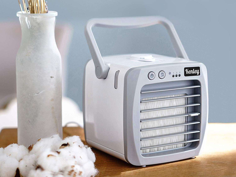 Amazon.com: Kenley Portable Air Conditioner - Personal Mini ...