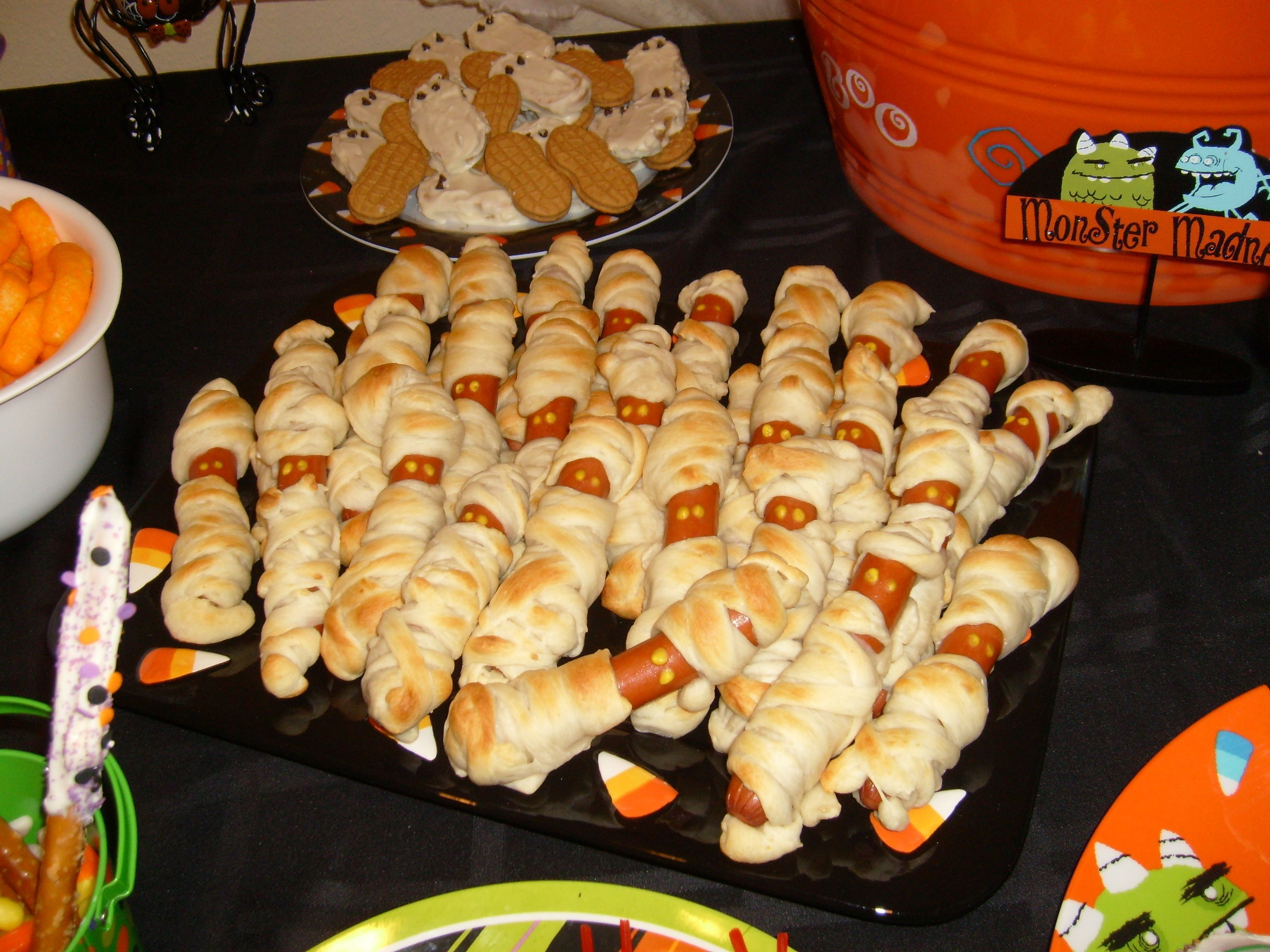 Mummy hotdogs!  Crescent rolls and hotdogs with mustard faces :) Amy and my halloween party yums! #mummyhotdogscrescentrolls Mummy hotdogs!  Crescent rolls and hotdogs with mustard faces :) Amy and my halloween party yums! #mummyhotdogscrescentrolls Mummy hotdogs!  Crescent rolls and hotdogs with mustard faces :) Amy and my halloween party yums! #mummyhotdogscrescentrolls Mummy hotdogs!  Crescent rolls and hotdogs with mustard faces :) Amy and my halloween party yums! #mummyhotdogscrescentrolls