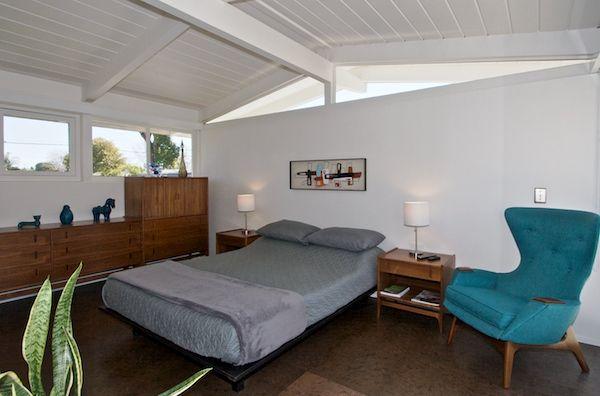 mid century bedroom design google search - Midcentury Bedroom Design