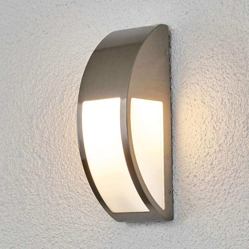 Buitenlamp Met Sensor Praxis.Solar Buitenverlichting Praxis Led Buitenverlichting Wandlamp