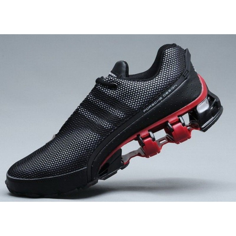 Adidas Porsche Design Adidas Bounce S P5000 Sport Black Red