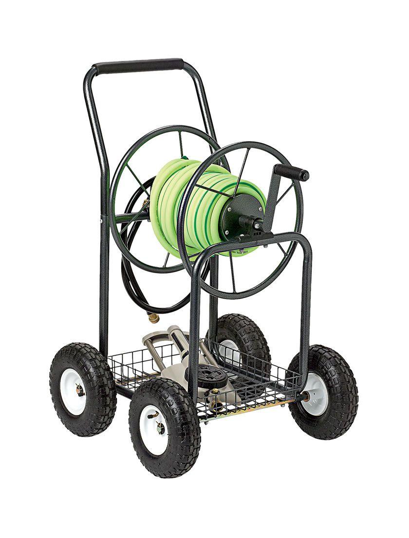 Hose Reel Cart Garden Hose Holder Hose Cart Gardener S