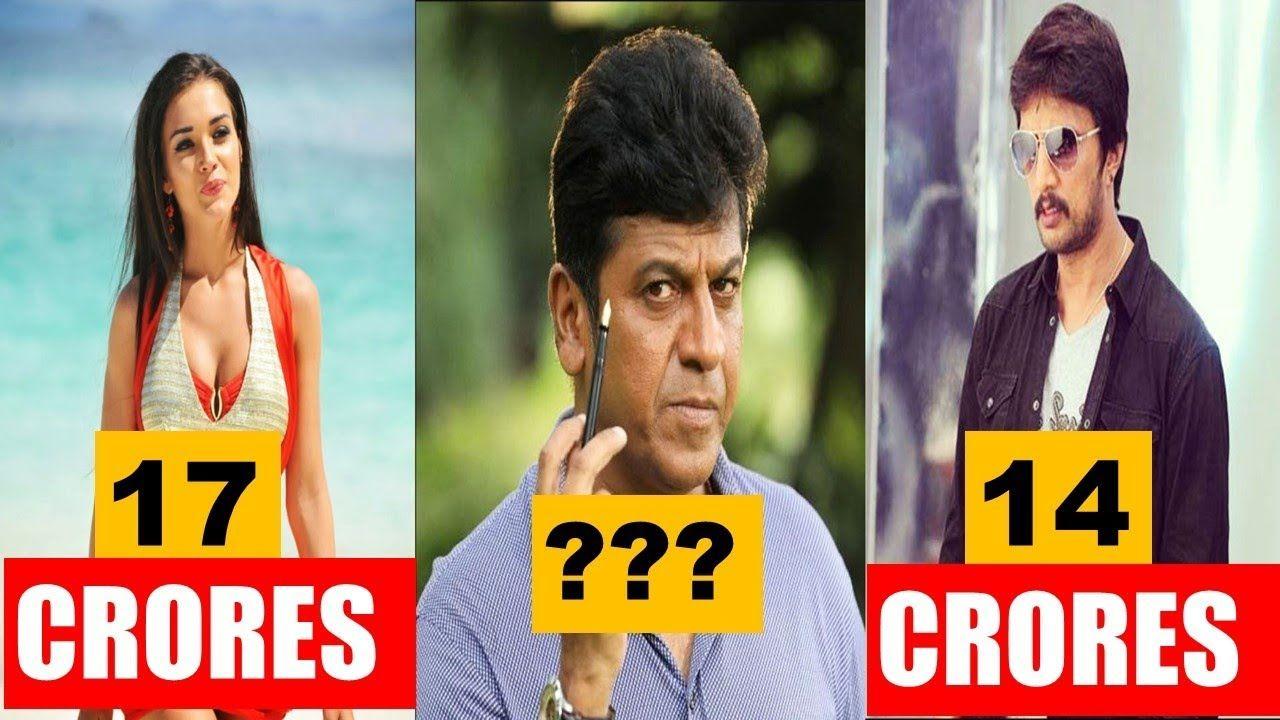 The Villain Movie Actors Salary Shiva Rajkumar Amy Jackson
