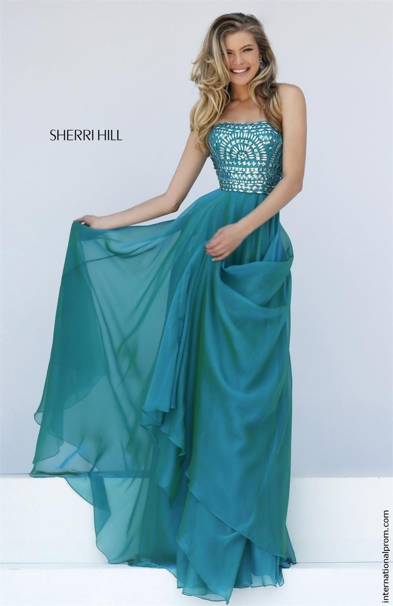 Sherri Hill 1984 Dress   платья нарядные   Pinterest   Prom, Formal ...