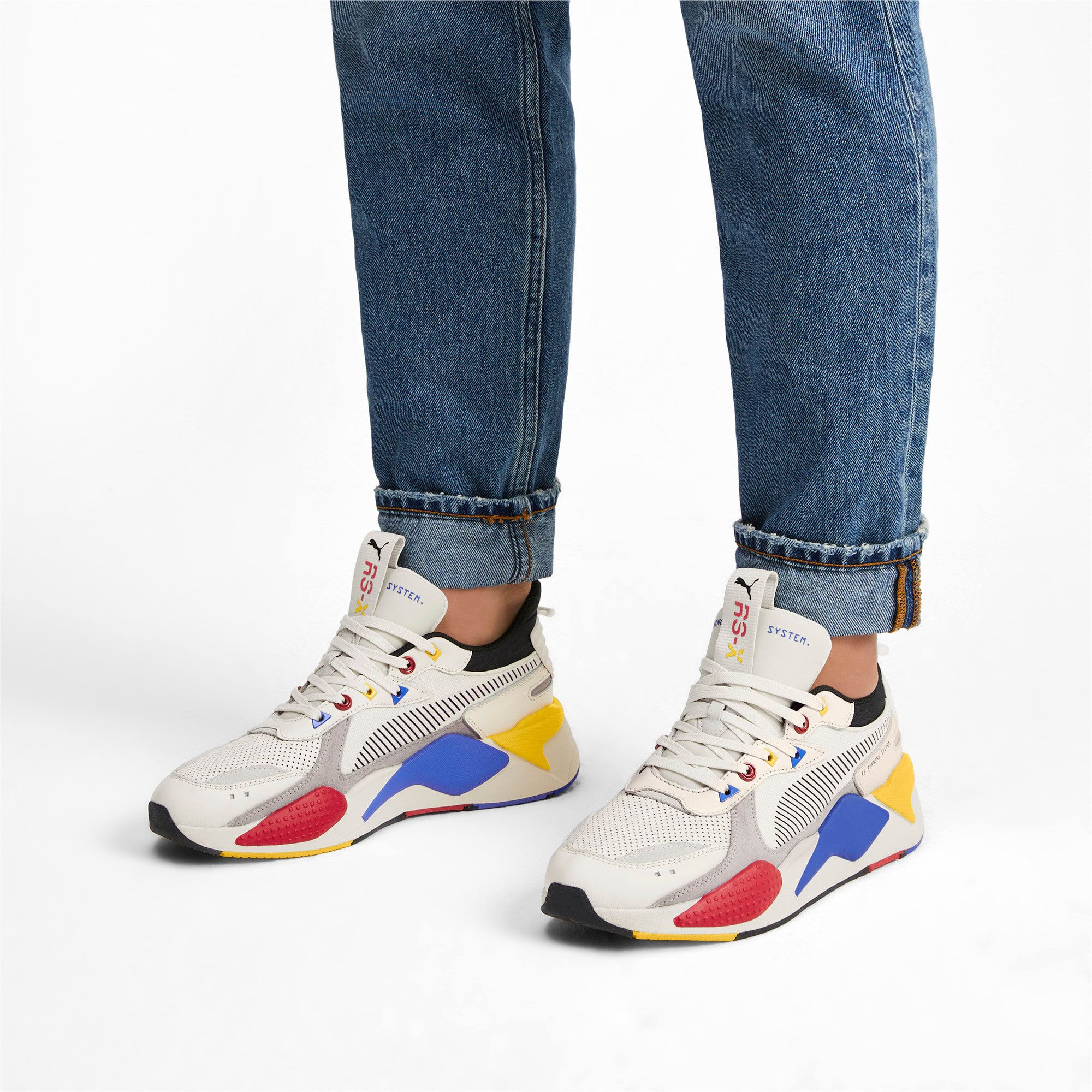 RS-X Colour Theory Trainers   Whisper