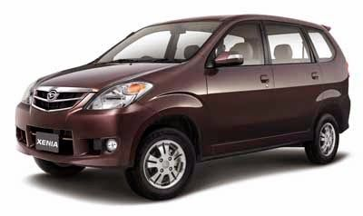 Rental Daihatsu Xenia Mobil Daihatsu Mobil Bekas