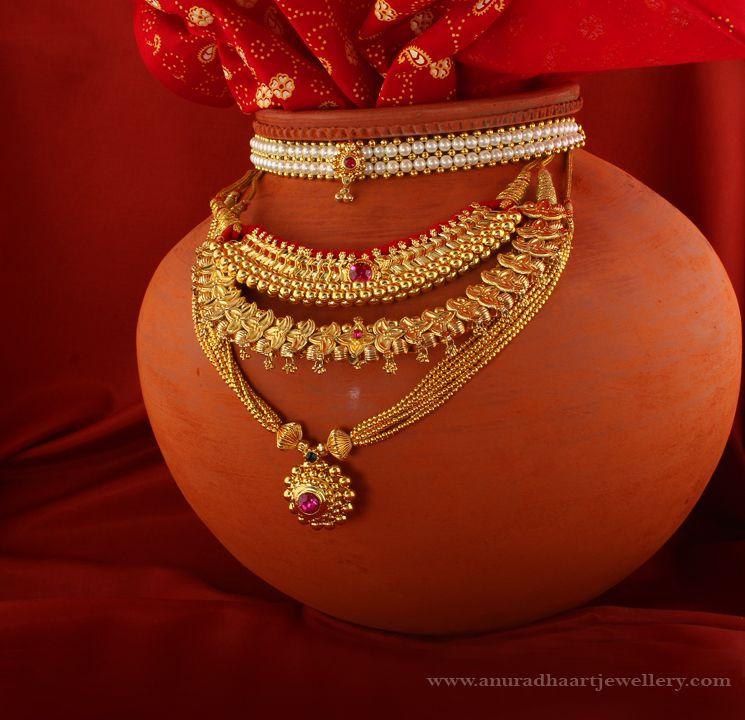 Wedding Hairstyle Maharashtrian: TOP 10 TRADITIONAL TYPES OF MAHARASHTRIAN JEWELLERY THAT