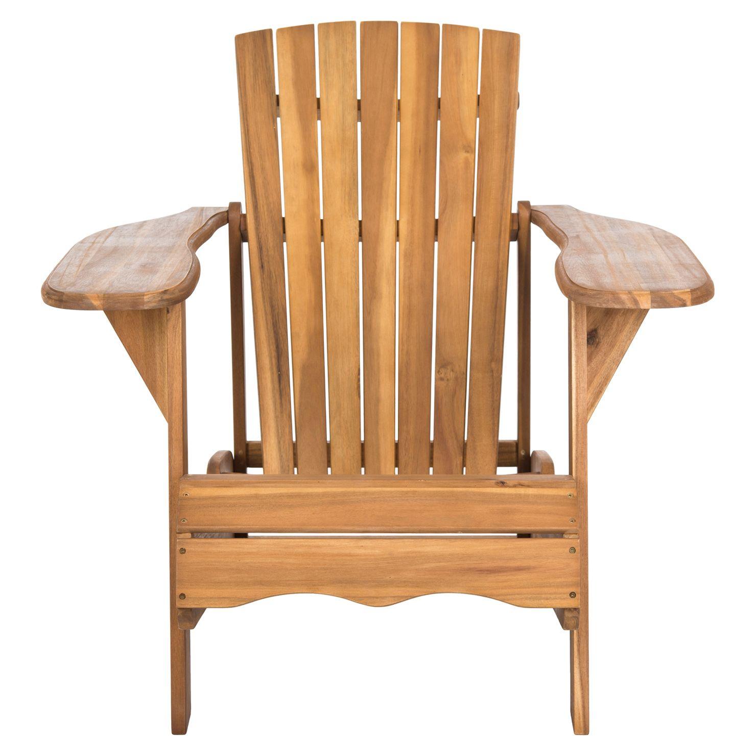 Maria Outdoor Chair, Teak | ACHICA