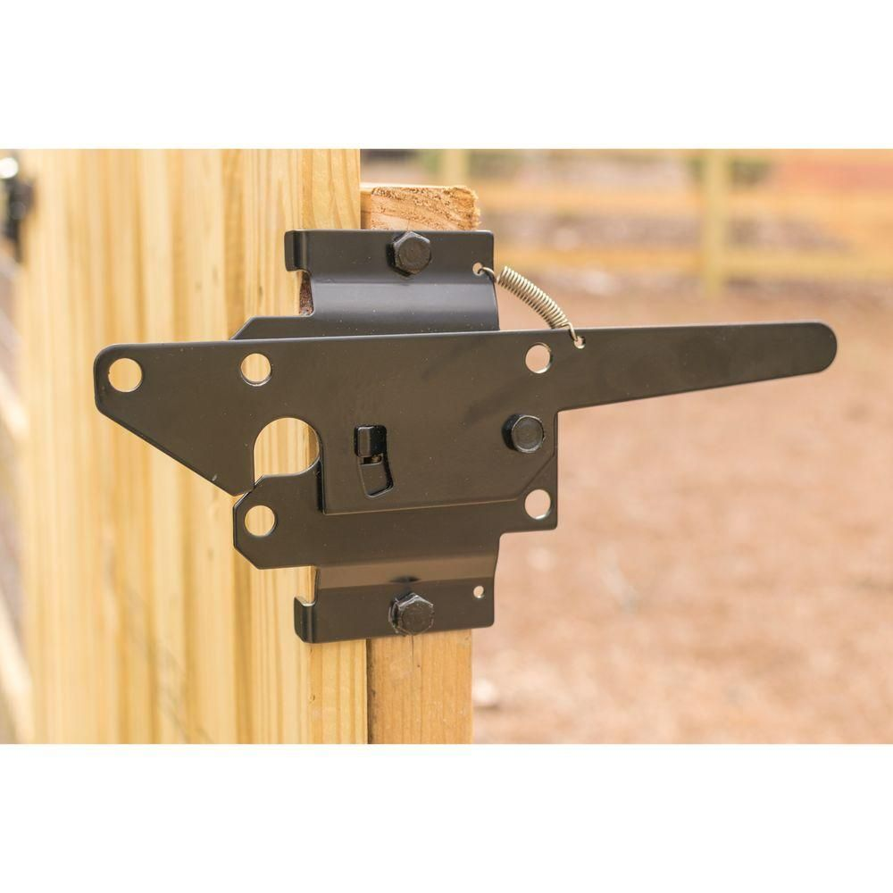 ring latch wooden gates fencing farm gate fittings door latch wooden gate post