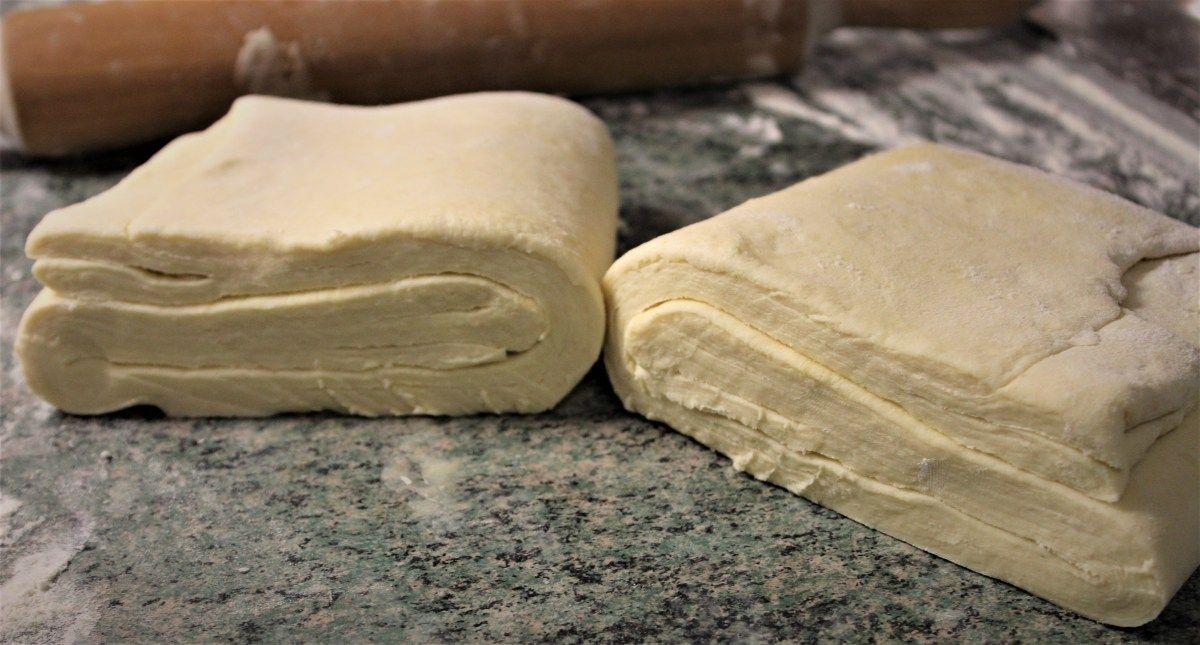Pâte Feuilletée Rapide et Facile : Pas à Pas - Délicimô ! Blog de Recettes de Cuisine et Pâtisserie #patefeuilleteerapide