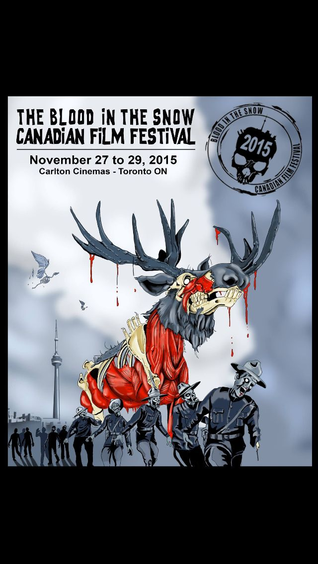 Kick Ass Canadian Horror Film Festival!