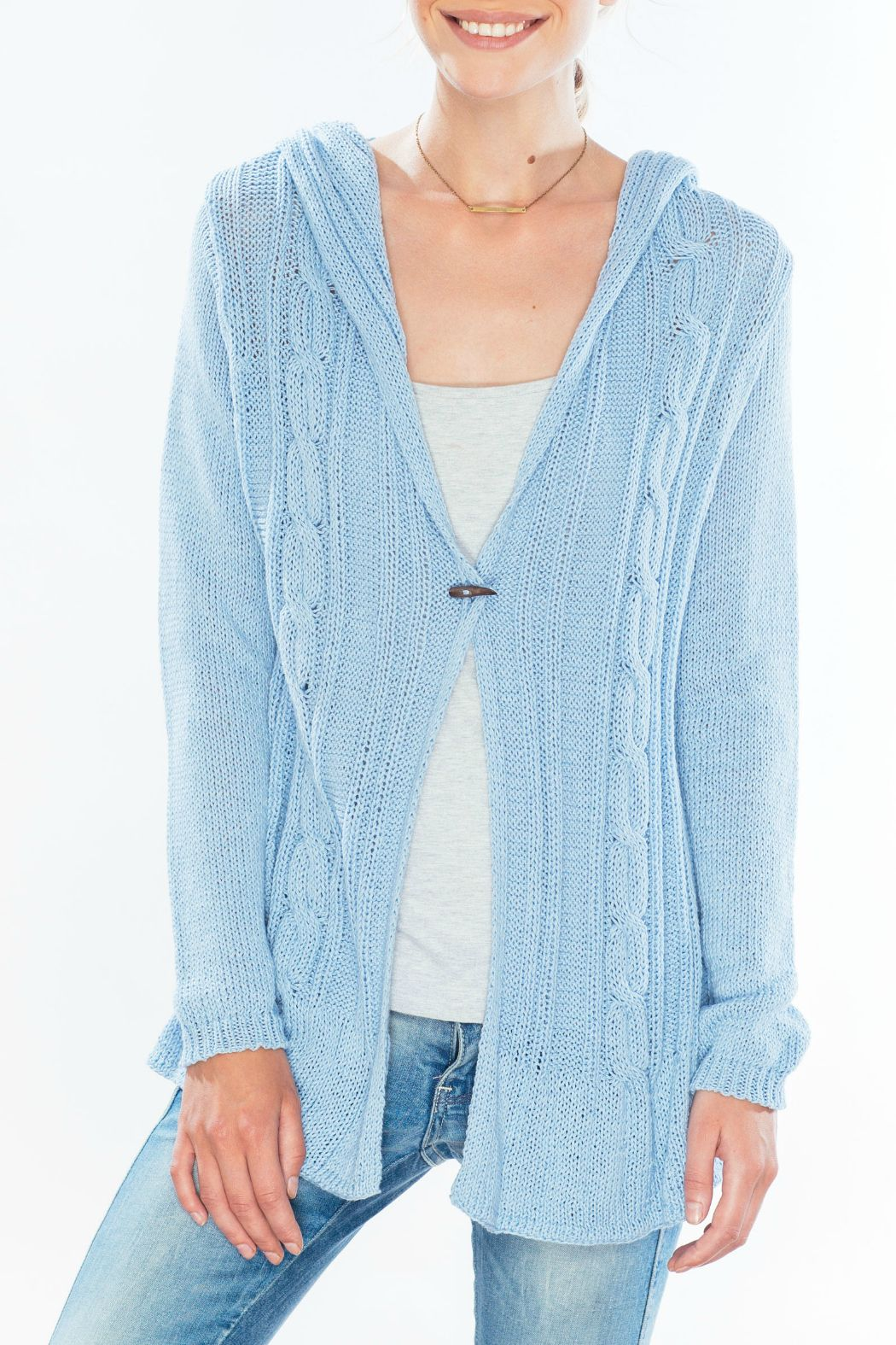 Wooden Ships Camille Cardigan | Lightweight cardigan, Wooden ship ...