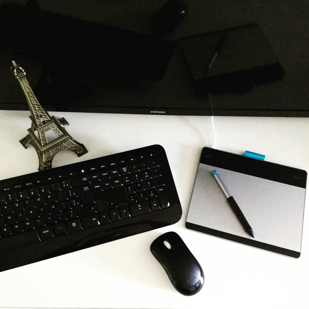 Home Office 💻 . . . . . #igdesignergrafico