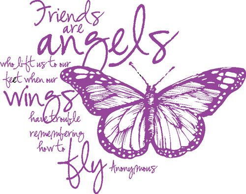 butterfly friendship quotes