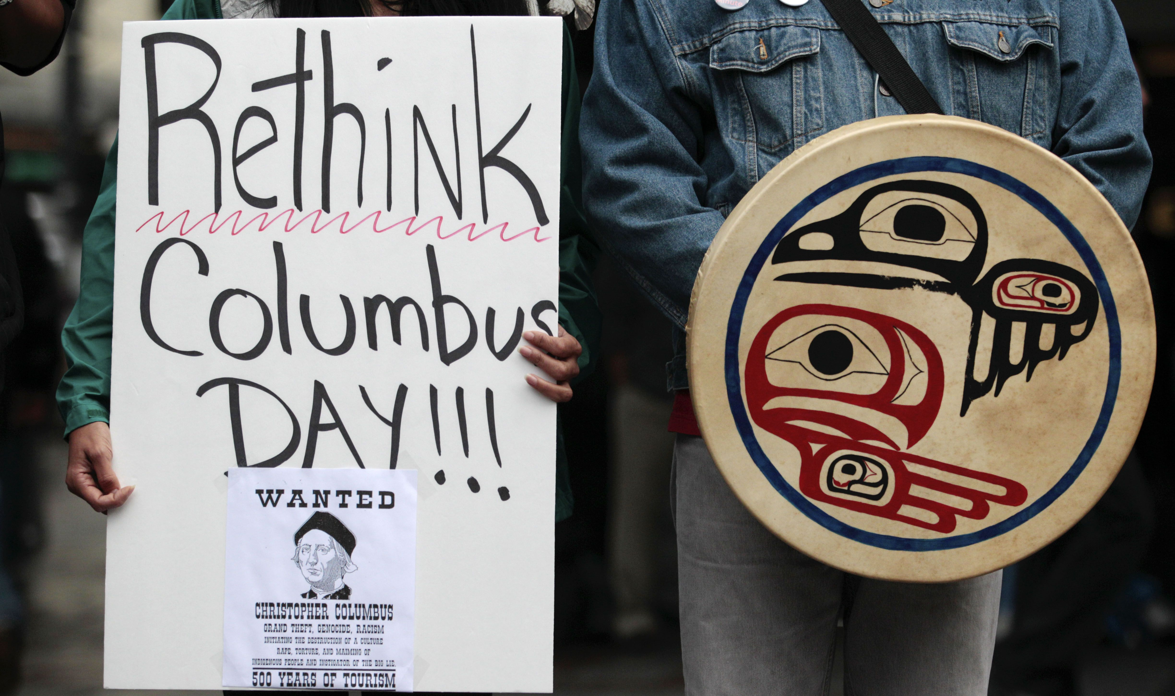 Seattle Swaps Columbus Day For Indigenous Peoples Day Indigenous Peoples Day Columbus Day Indigenous Peoples