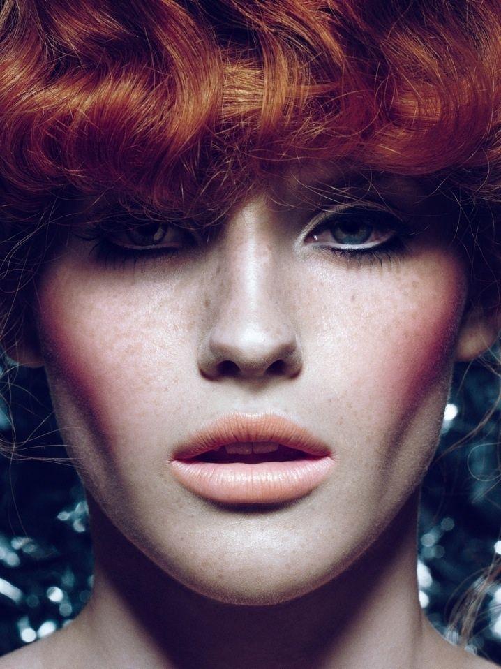 Alexis Fagan EDITORIAL Best makeup artist, Retro
