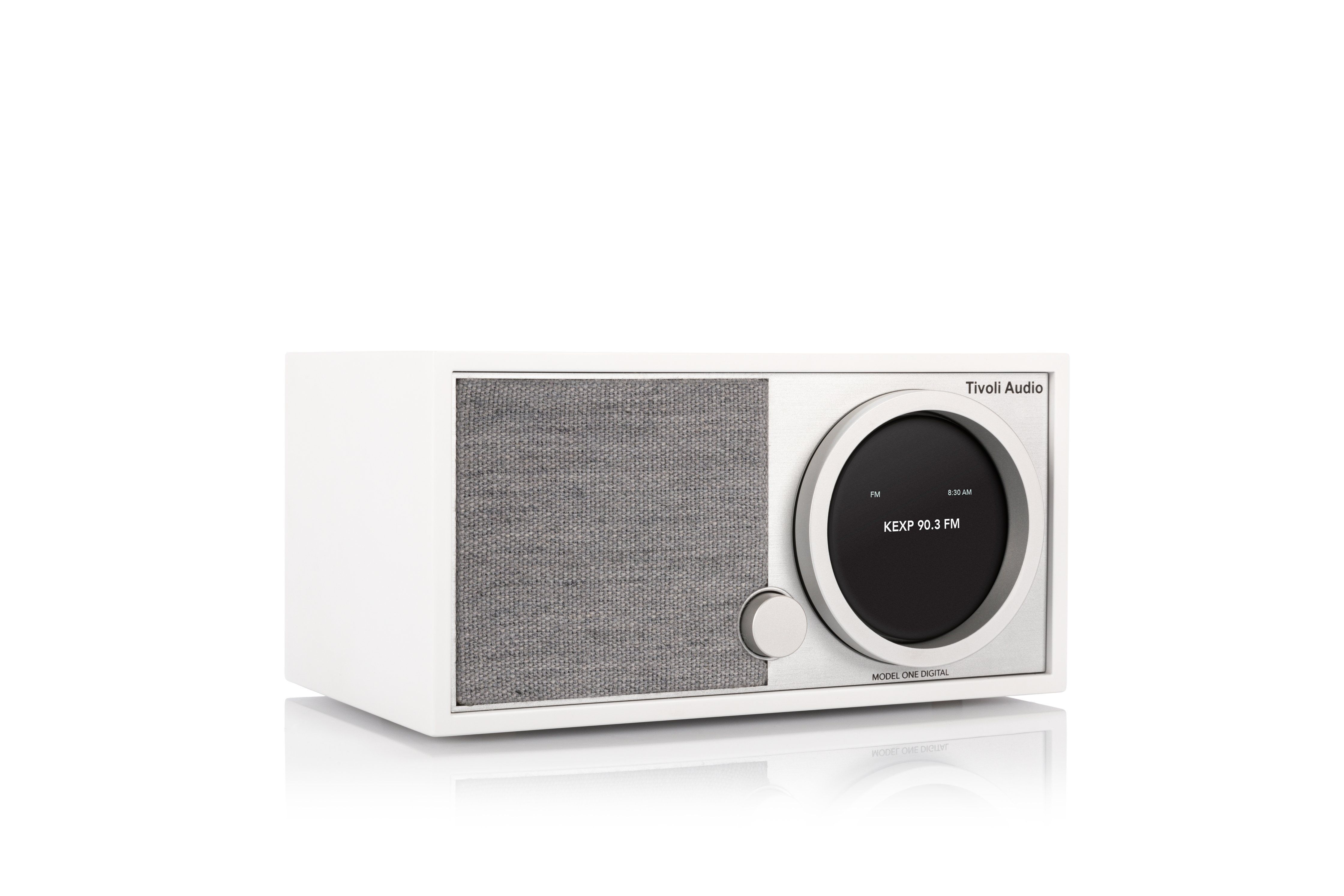 Tivoli Audio Model One Alternative Tivoli Audio Model One Digital Fm Wi Fi Bluetooth Radio White