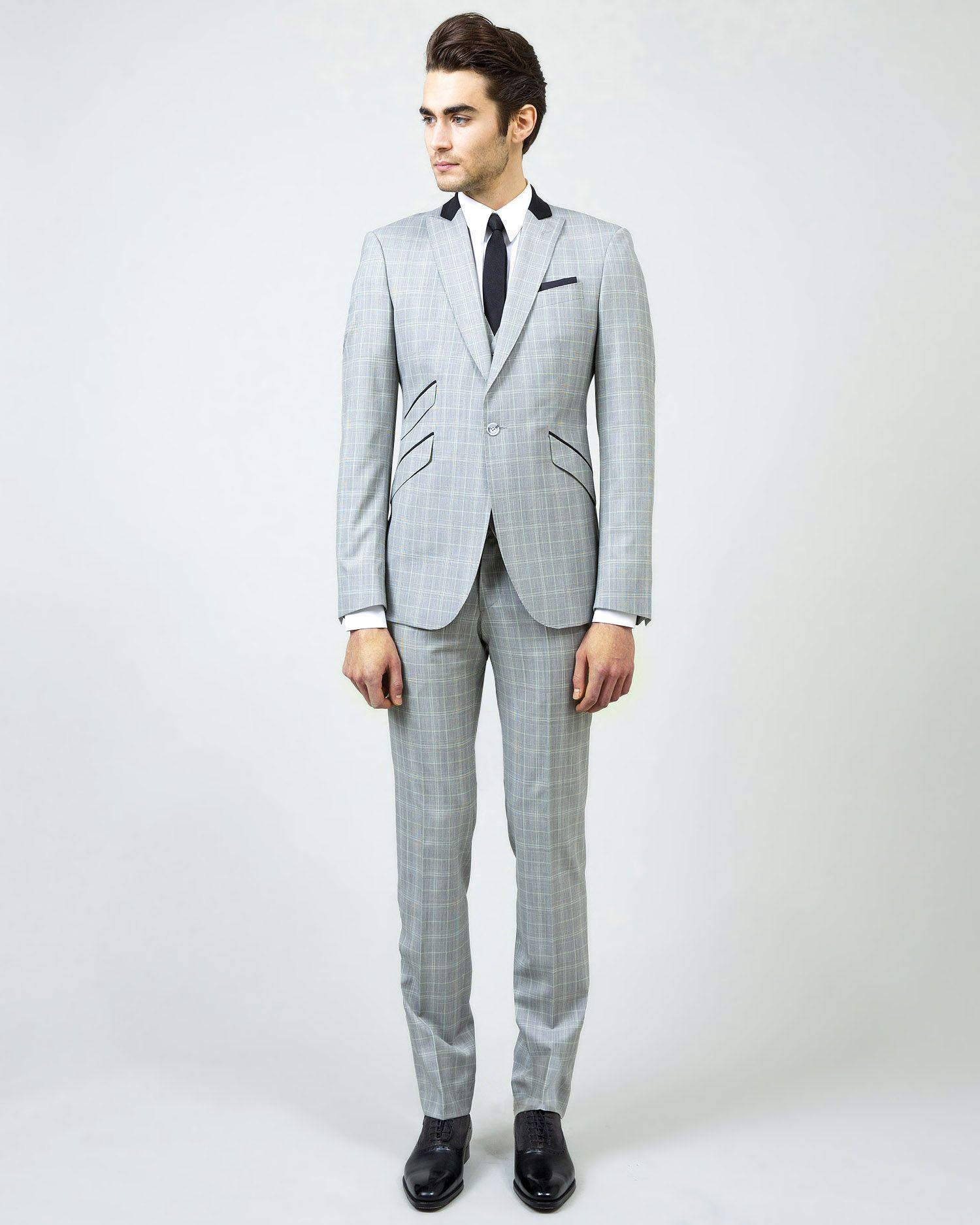 a18c8752c6c62 samson   costumes et chemises sur mesure   Pour Gaëlle   Pinterest ...