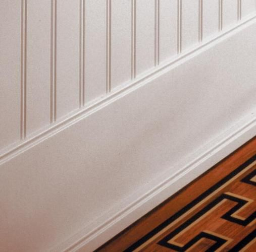 Classic Beadboard 4 foot Kit | Wainscoting height, Faux ...
