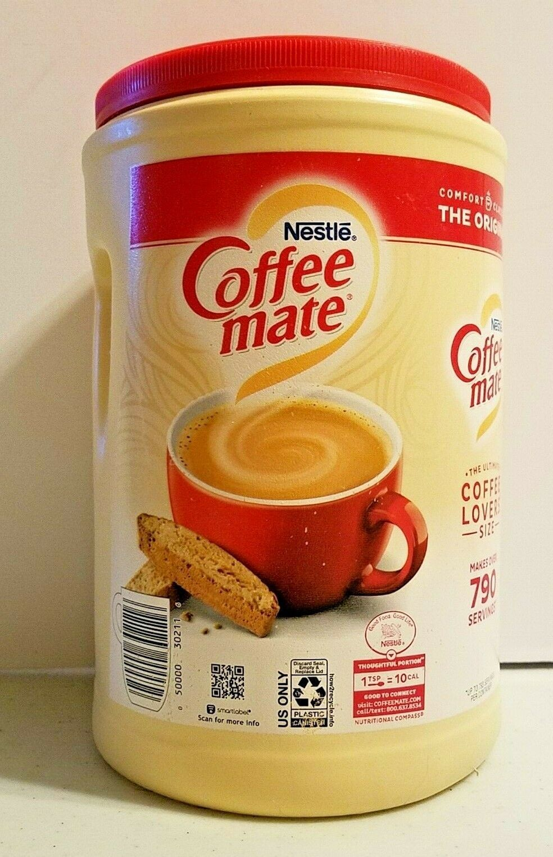 Nestle Coffee Mate Coffee Creamer 56 Oz Original Flavor Bbd May 6