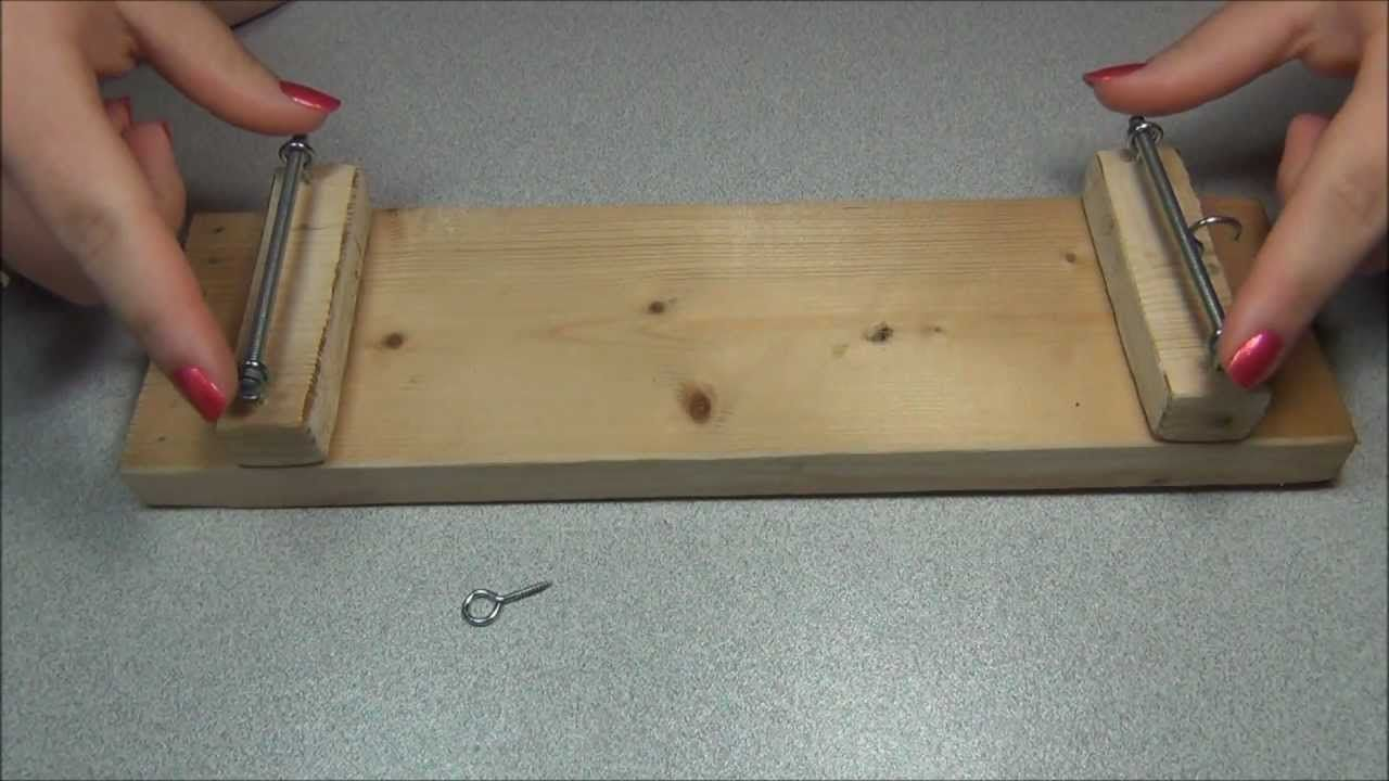 How To Make A Bead Loom