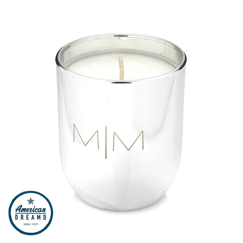 American Dreams Made With A Mission Scented Candle - Christmas Spirit