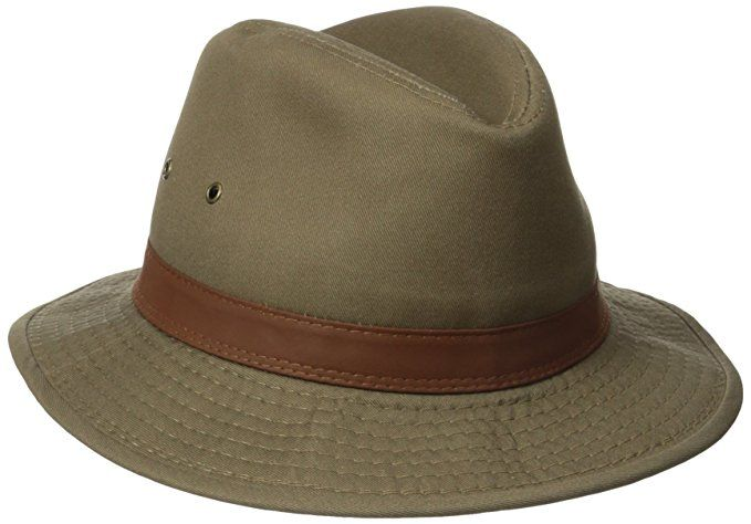 998b1dd4e5bfb Dorfman Pacific DPC Outdoor Water Repellent Safari Hat Review