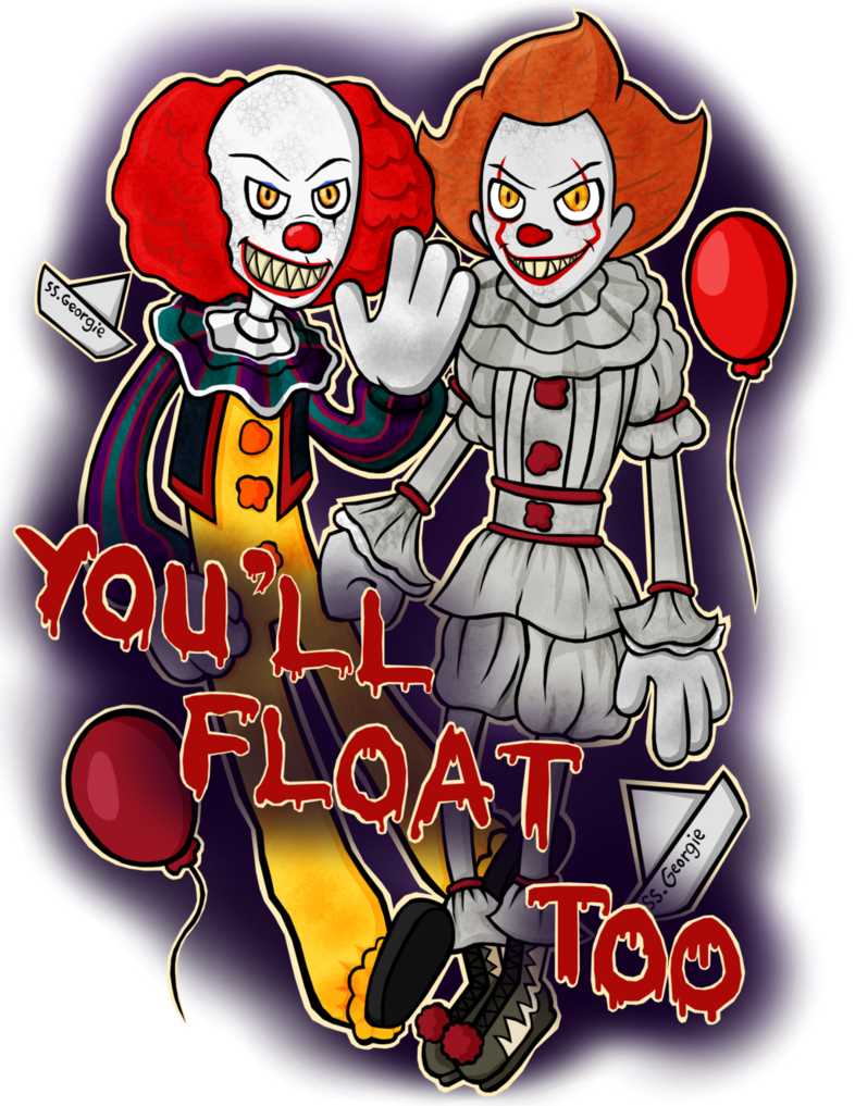 You'll Float Too by Dante6499