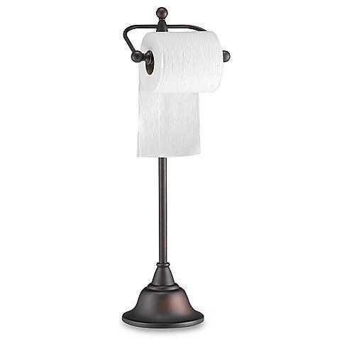 Freestanding Toilet Paper Holder Oil Rubbed Bronze In 2021 Toilet Paper Holder Free Standing Toilet Paper Holder Toilet Paper Holder Stand