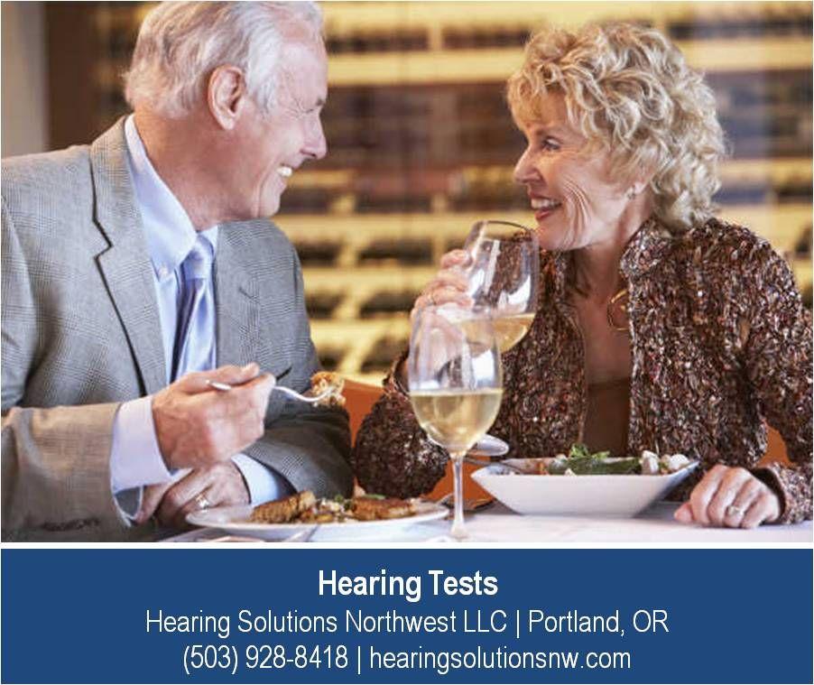 Pin on Hearing Test Portland OR