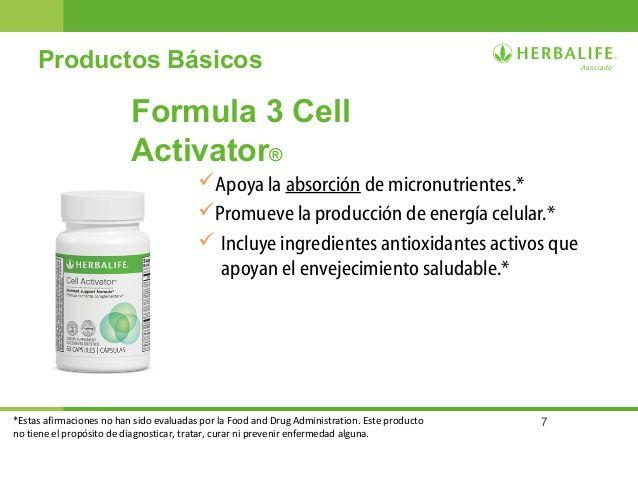 Cell Activator Beneficios Herbalife Herbalife Club De Nutricion Herbalife Nutrición Herbalife