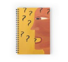 'The 9 W's' Spiral Notebook available at http://www.redbubble.com/people/chrisjoy/works/4915235-the-9-w-s