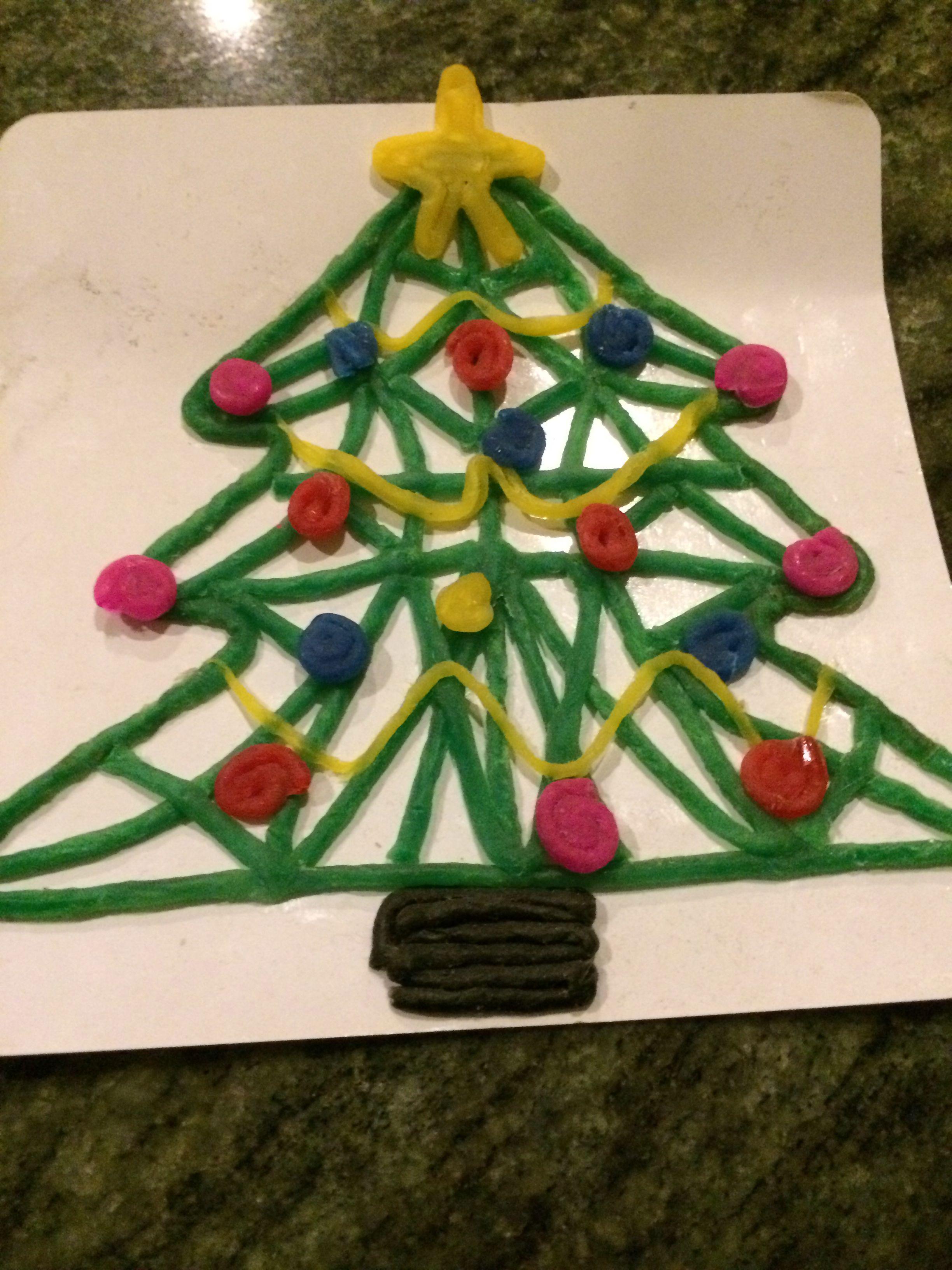 Bendaroo Christmas Tree Christmas Crafts Crafts For Kids Christmas Time