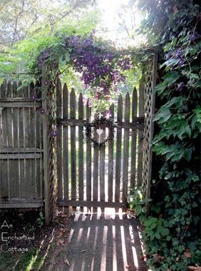 GREAT GARDEN GATE IDEAS The thing about garden gates is that they are available in many different sizes and designs which makes them a lot more beautiful Here you will fi...