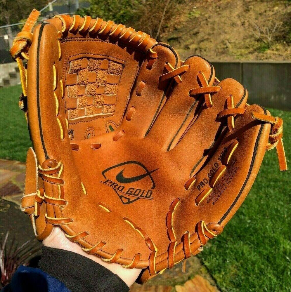 eBay Sponsored 300 NIKE Pro Gold Infield Pitcher