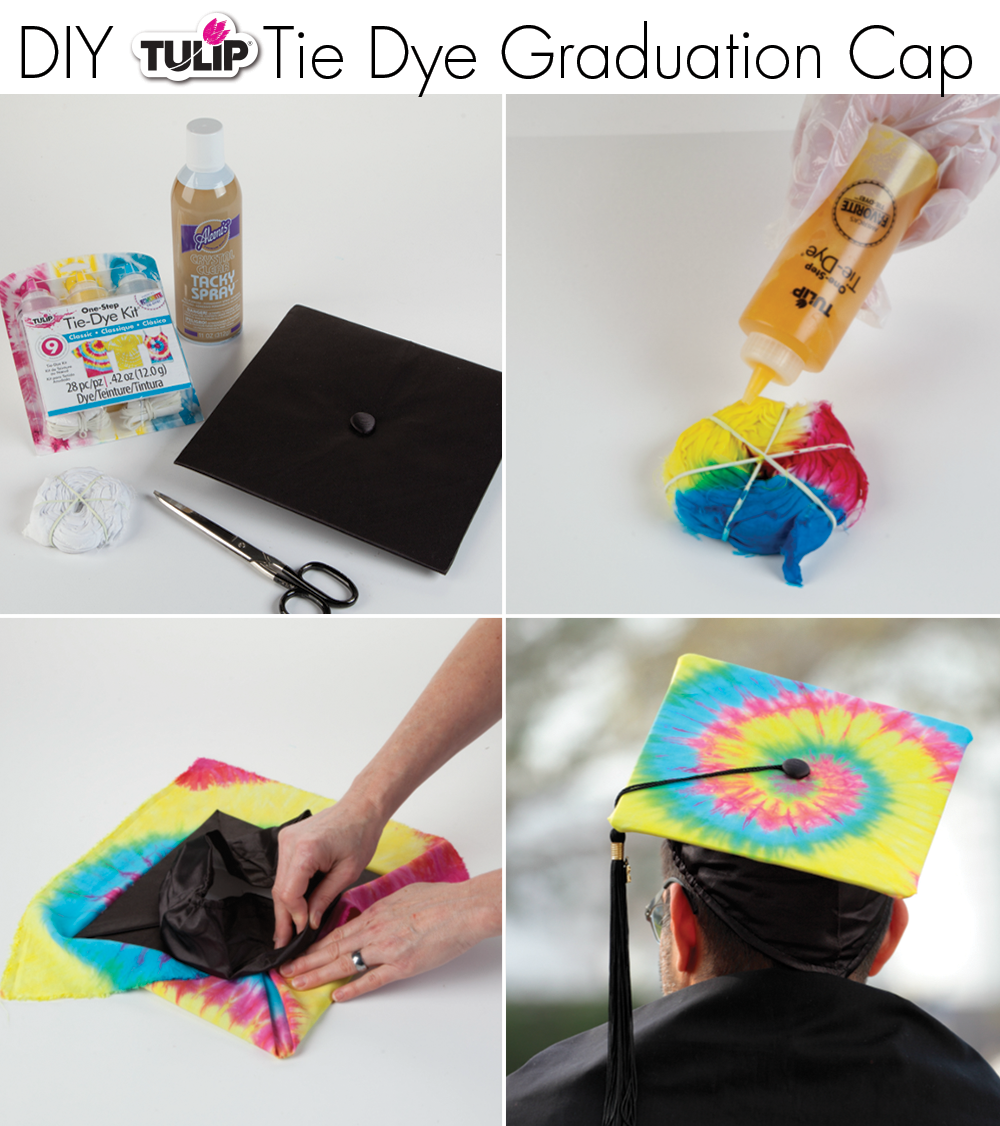 tulip one step tie dye kit instructions