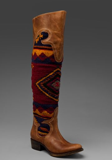 Freebirds x STEVEN Cabal Blanket Boot in Cognac at Revolve Clothing - Free Shipping!