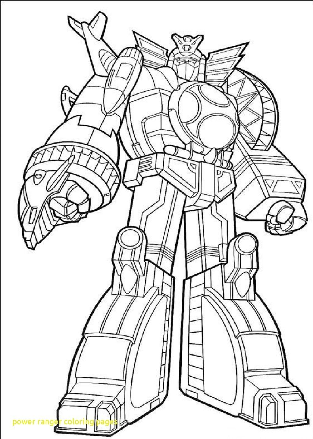Princess Power Ranger Coloring Pages Power Rangers Coloring