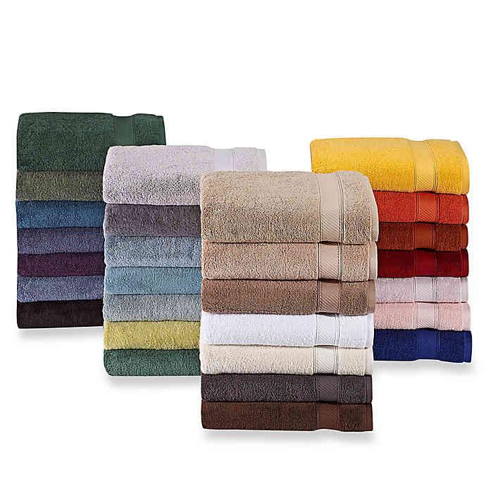 Wamsutta Hygro Duet Bath Towel Collection Bed Bath Beyond In