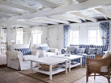 Unique Beach House Sofa 3 Living Room With Rp White