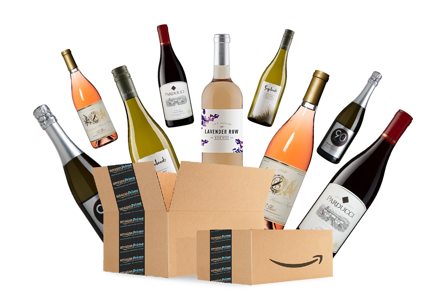 5 Wines You Should Be Buying on Amazon This Summer Wine