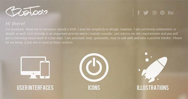 Personal Portfolio Website inspiration 10 Vital Tips Before Starting A Personal Portfolio Website