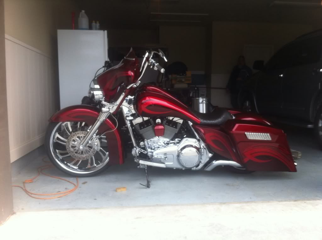 Bagger Motorcycle On Pinterest